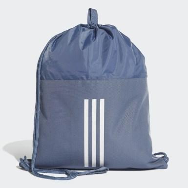 синий Сумка-мешок 3-Stripes