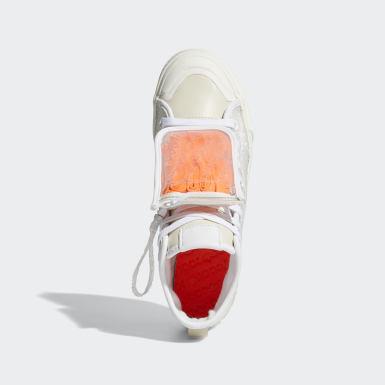 Zapatilla Nizza 420 Hi RF Blanco Mujer Originals