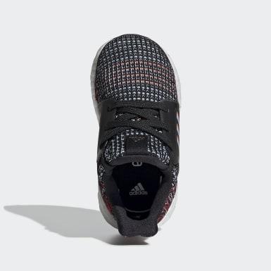 Infant & Toddler Running Black Ultraboost 19 Shoes