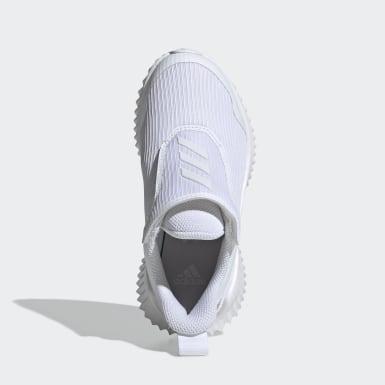 Kids Running White FortaRun Shoes