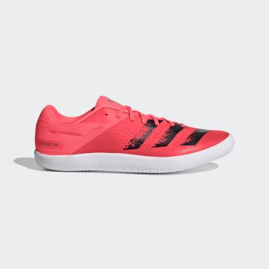 Sapatos Throwstar Rosa Homem Atletismo