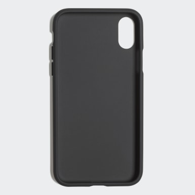 Originals Black Basic Logo Case iPhone X