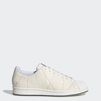 Men Originals White Superstar 50 CLN Shoes
