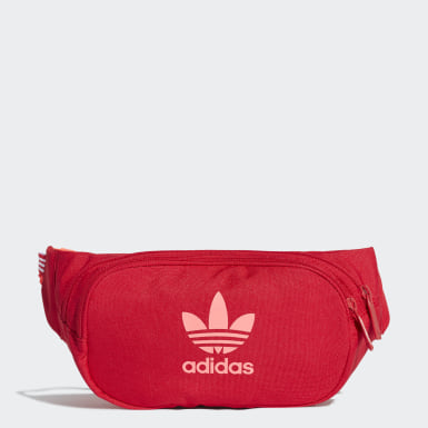 Originals Essential Crossbody Tasche Rot