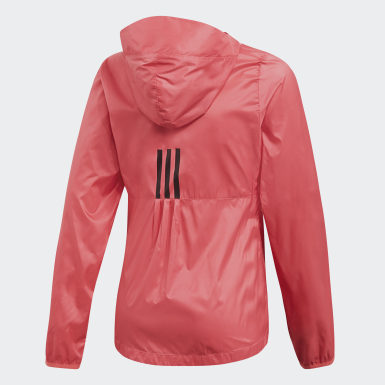 Youth 8-16 Years Training Pink ID Light Windbreaker