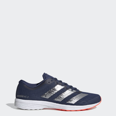 Men Running Blue Adizero RC 2.0 Shoes
