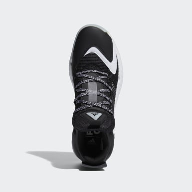 Sapatos Pro Boost Mid Preto Basquetebol