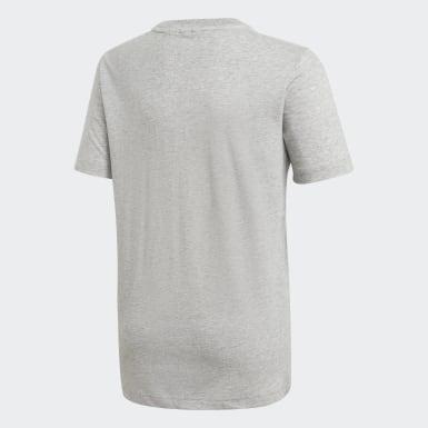 Must Haves  T-shirt Badge of Sport Gris Garçons Training
