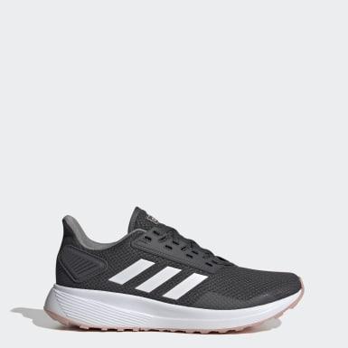 Zapatillas Duramo 9 Gris Mujer Running