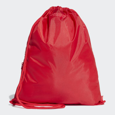 Originals Red Trefoil Gym Sack