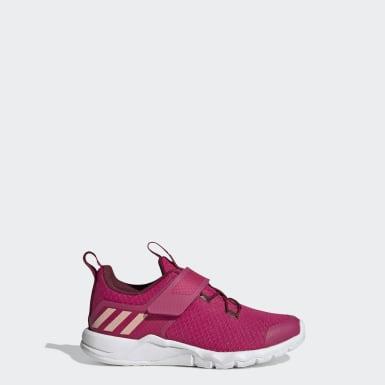 Sapatos RapidaFlex Rosa Criança Treino