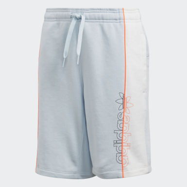 Jungen Originals Shorts Blau