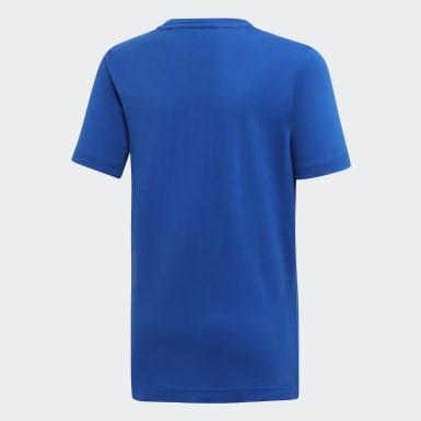 Kluci Joga modrá Tričko Must Haves Badge of Sport