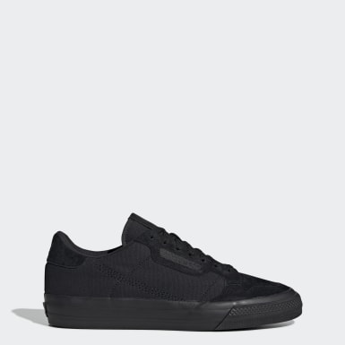 Zapatilla Continental Vulc Negro Originals