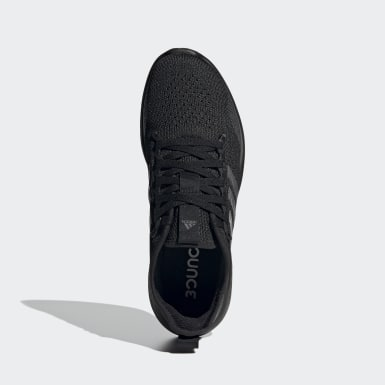 Men Running Black Fluidflow 2.0 Shoes