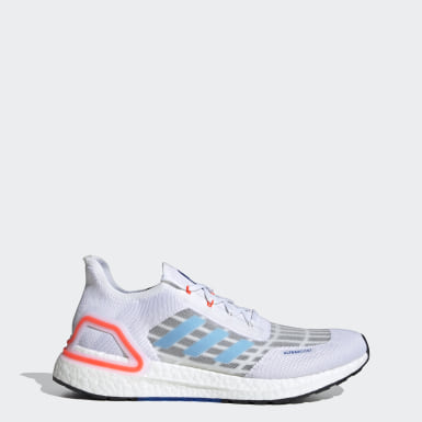 Herr Löpning Vit Ultraboost SUMMER.RDY Shoes