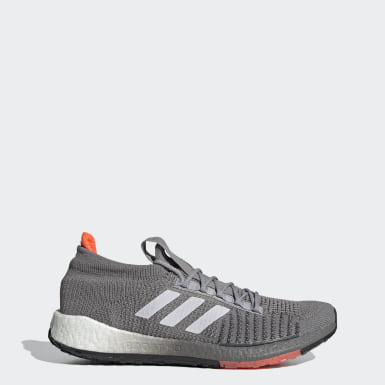 Men's Running Grey Pulseboost HD Shoes