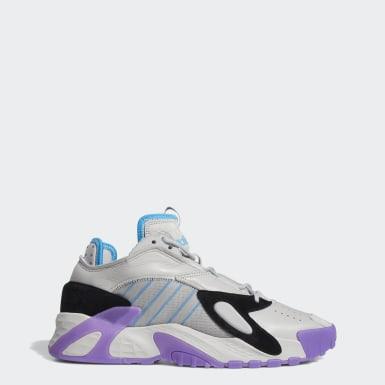 Sapatos Streetball Cinzento Homem Originals