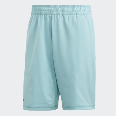 Shorts Parley Azul Hombre Tennis