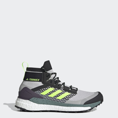 Sapatos de Caminhada Free Hiker TERREX Cinzento TERREX