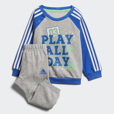 Kinder Babys 0 1 Jahr Performance Kleidung | adidas AT