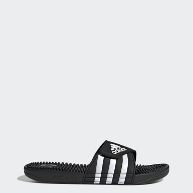 Yoga Black Adissage Slides