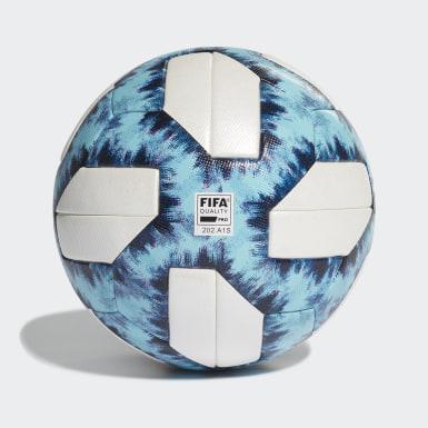 Pelota Oficial Partidos Argentina 19 (UNISEX) Blanco Fútbol