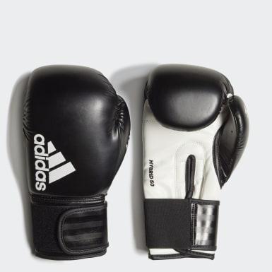 Gants de boxe Hybrid 50 Noir Boxe