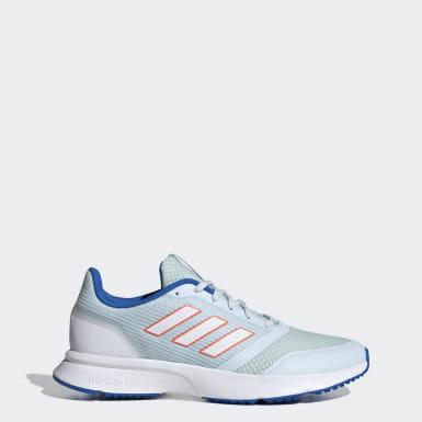 Tenis Nova Flow Azul Mujer Running