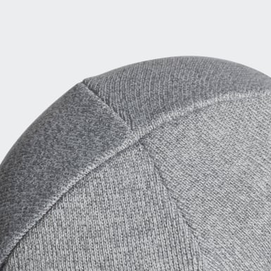 Originals Grey Trefoil Cuff Beanie