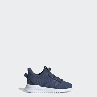 Scarpe U_Path Run Blu Bambini Originals