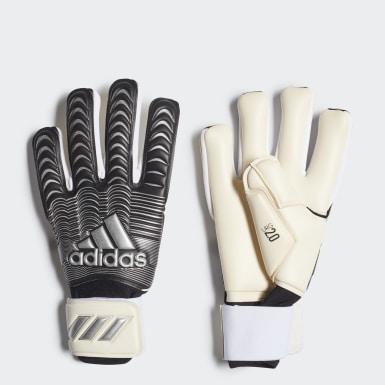 белый Вратарские перчатки Classic Pro