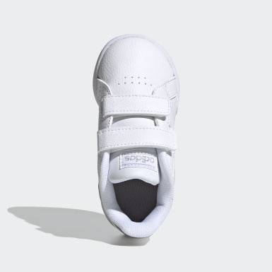 Infants Sport Inspired White Roguera Shoes