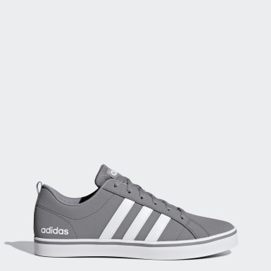 Men Skateboarding Grey VS Pace Shoes