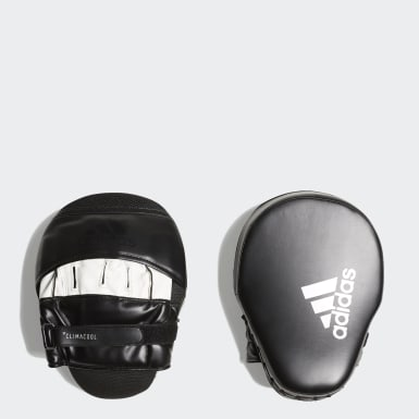 Boxing Black Hybrid Focus Boxing Mitts