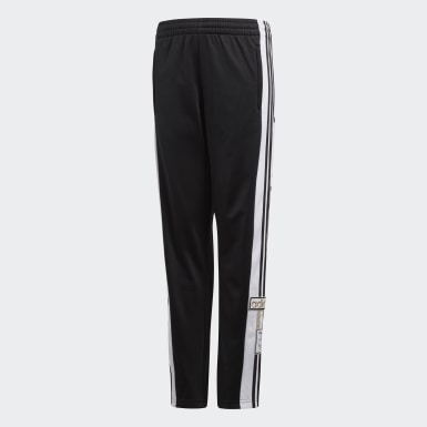 Pantaloni Adibreak Nero Bambini Originals