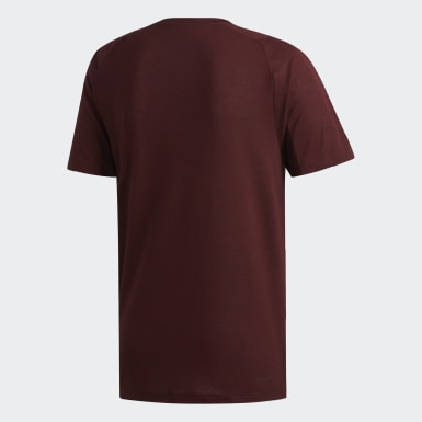 T-shirt FreeLift Sport Prime Heather Rouge Hommes Training