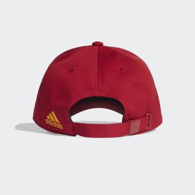 Casquette Domicile Espagne Rouge Football
