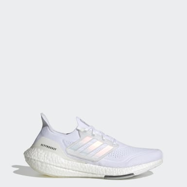 Ultraboost 21 Shoes Bialy