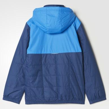 синий Утепленная куртка Essentials