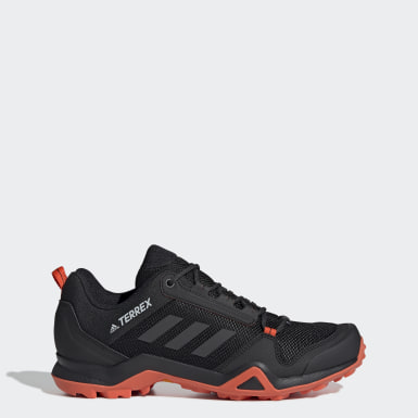 TERREX Black Terrex AX3 Hiking Shoes