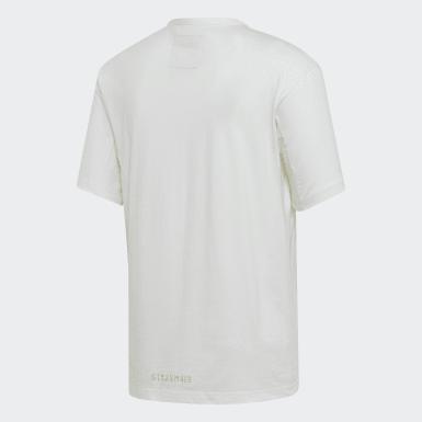 Erkek Originals Beyaz Kaval Graphic Tişört