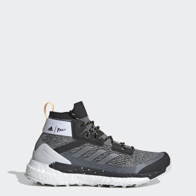 Terrex Free Hiker Parley Hiking Shoes Bialy
