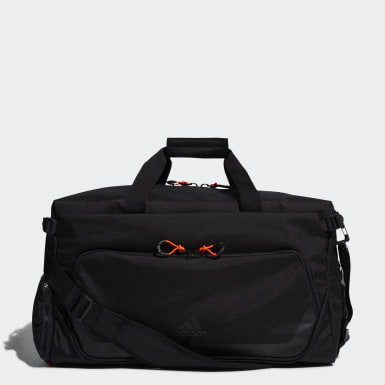 Men Golf Black Duffel Bag