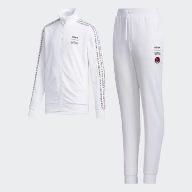 YB PKM TS Blanco Niño Sport Inspired