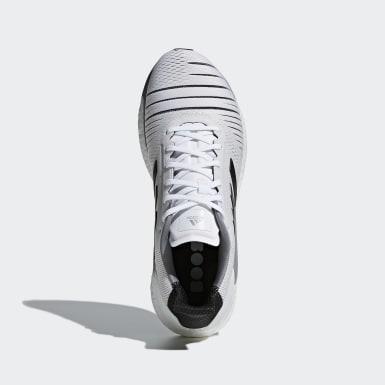 Sapatos Solar Glide Bege Homem Running