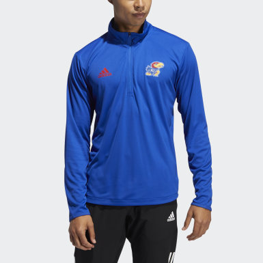 Men's Training Jayhawks Under the Lights Knit Sweatshirt