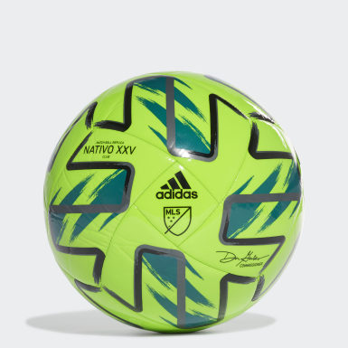 Men's Soccer Green MLS Nativo XXV Club Ball