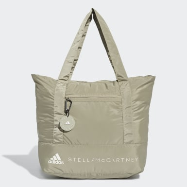Borsa adidas by Stella McCartney Medium Tote Beige Donna adidas by Stella McCartney