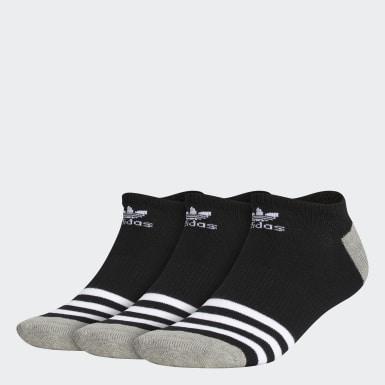 Originals Multicolor Cushioned Crew Socks 3 Pairs